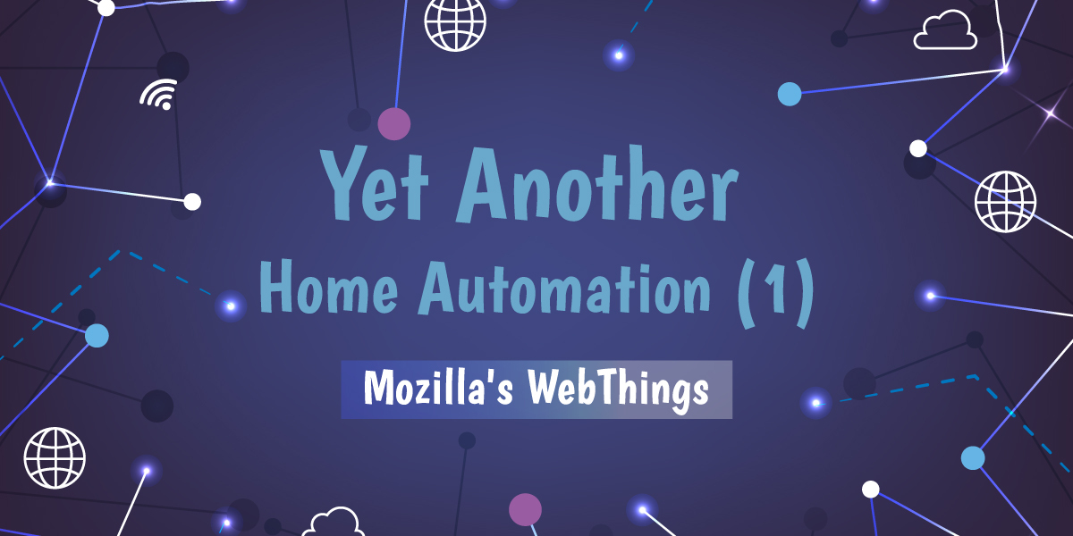 Yet Another Home Automation (1)